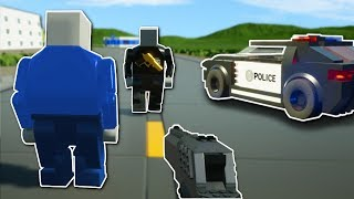 Download 2v2 COPS and ROBBERS! - Brick Rigs Multiplayer Gameplay - Cops and Robbers Challenge! Video