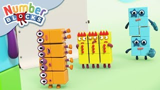 Download Numberblocks - Problem Solvers | Learn to Count Video