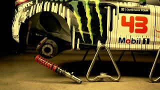 Download Ken Block's newest racecar: The Hybrid Function Hoon Vehicle Video