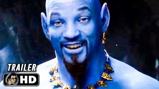 Download ALADDIN Teaser Trailer 3 (2019) Will Smith Video