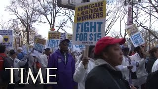 Download What Happened To The American Labor Union? | TIME Video