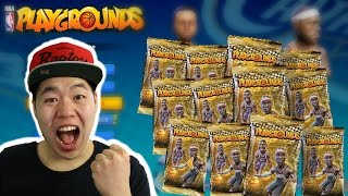 Download Massive NBA Playgrounds Pack Opening & Gameplay - Insane Legend Pulls - Nba Playgrounds Video