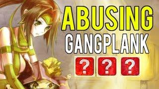 Download Professor Akali Murders A High-ELO Gangplank (How To Carry) NEW OP BUILD! Video