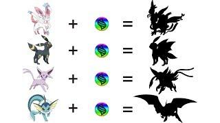 Download Fan Requests #1: Mega Eeveelutions - Pokemon Mega Evolution Fanart Series Video