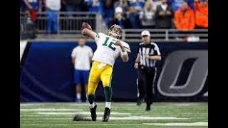 Download Aaron Rodgers Top 10 Clutch Plays, Drives, and Comebacks Video