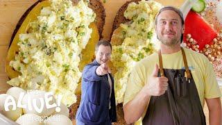 Download Brad Makes Pickled Fermented Eggs | It's Alive | Bon Appétit Video