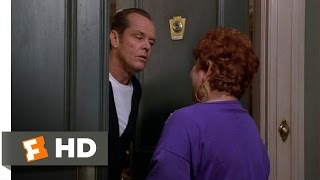 Download As Good as It Gets (4/8) Movie CLIP - Sell Crazy Someplace Else (1997) HD Video