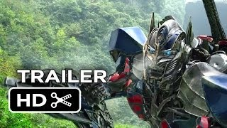 Download Transformers: Age of Extinction TRAILER 1 (2014) - Mark Wahlberg Movie HD Video