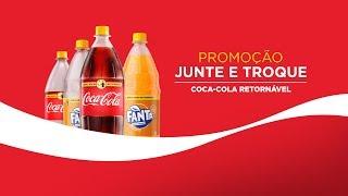 Download Promoção #JunteETroque Coca-Cola Retornável Video