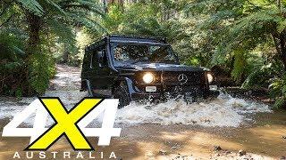 Download 2017 Mercedes-Benz G300 CDI Review | 4X4 Australia Video