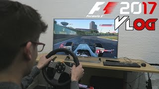 Download Time Trial Competition - F1 2017 Testing at Codemasters Video