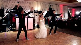 Download Mother & Teenage Sons (14 & 15) Epic Dance Video