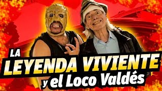Download El Loco Valdés y Súper Escorpión Dorado Al Volante SIN CENSURA!! Video