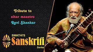 Download #RaviShankar | Tribute to sitar maestro Ravi Shankar | Chitravina N Ravikiran | Raga Dwijayavanti Video