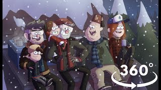 Download Happy New Year 2018 from Gravity Falls Video