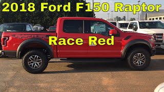 Download 2018 Ford F-150 Raptor - FIRST LOOK! - Race Red Color - Exterior Walk Around & Interior Look Video