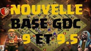 Download Top base de guerre hdv 9 et 9.5 [ TH9 / TH9.5 ] Video