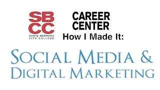 Download How I Made It: Social Media & Digital Marketing Video