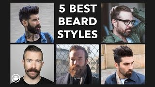 Download 5 Best Beard Styles for 2017 | Eric Bandholz Video