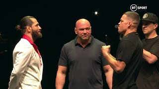 Download Full UFC 244 Press Conference: Masvidal and Diaz face off in New York! Video