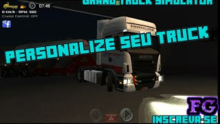 Download Como Editar Skin personalizada Para Grand Truck Simulator [Android]ou[PC] Video