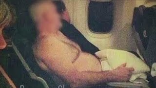 Download Seriously, who does this on a flight?! Video