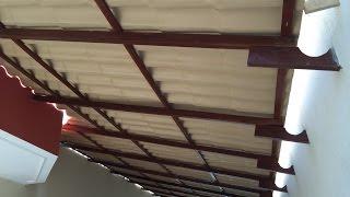 Download ....... E o vento parou..... graças a Deus - telhas todas instaladas.... Video