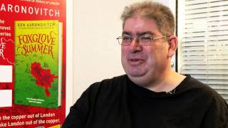 Download Ben Aaronovitch discusses Foxglove Summer Video