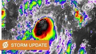 Download Tropical Storm Merbok - Update 3 (14:00 UTC, June 12, 2017) Video