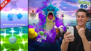 Download NEW SHADOW POKÉMON ARE HERE + CATCHING A NEW SHINY! (Pokémon GO) Video
