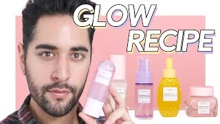 Download GLOW RECIPE Brand Review - Watermelon Mist, Pineapple-C Serum + More! ✖ James Welsh Video