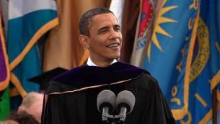 Download President Obama at Michigan Commencement Video