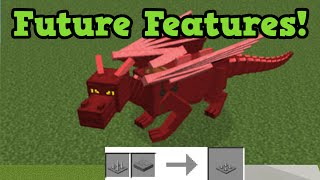 Download Minecraft FUTURE Features: Red Dragon, Pandas, Spike Block Video