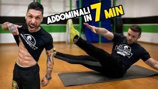Download ADDOMINALI IN 7 MINUTI 💣 CIRCUITO DEVASTANTE Video