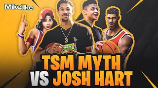 Download Myth vs Josh Hart | Mike and Ike Fortnite Challenge Video