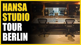 Download The World Famous Hansa Studios in Berlin (Studio Tour) - Warren Huart: Produce Like A Pro Video