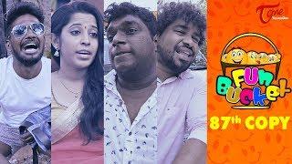 Download Fun Bucket | 87th Episode | Funny Videos | #TeluguComedyWebSeries Video