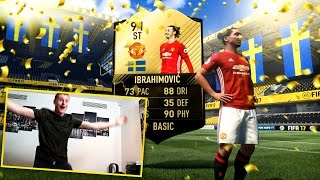 Download OMFG IF IBRAHIMOVIC IN A PACK!!! INSANE IF WALKOUT PACK OPENING!!! Video