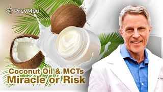 Download Coconut oil; why does Bruce Fife call it a miracle, but the AHA calls it a risk. MCTs and body fat Video