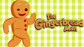 Download The Gingerbread Man | Full Story | Animated Fairy Tales For Children | 4K UHD Video