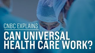 Download Can universal health care work? | CNBC International Video