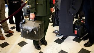 Download Fight Breaks Out Over US Nuclear Football Video