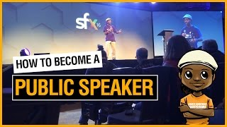 Download Personal Branding: How to Become a Public Speaker Video