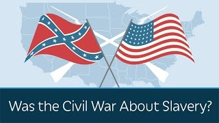 Download Was the Civil War About Slavery? Video