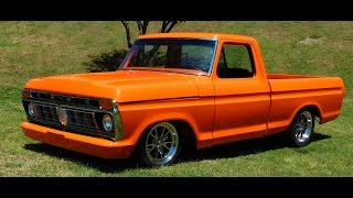 Download 1976 Ford F100 Street Truck 2016 National Street Rod Association Street Rod Nationals South Plus Video