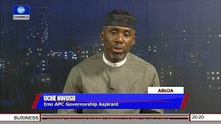 Download I Remain Imo APC Governorship Candidate, Nwosu Insists Pt.2 | Sunday Politics | Video