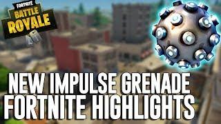 Download New Impulse Grenade!! Fortnite Battle Royale Highlights - Ninja Video
