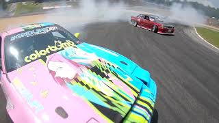 Download RAW CLIPS Drone/Drift & AUDIO (Road Atlanta) GRIDLIFE | FPV FREESTYLE Video