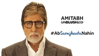 Download Amitabh Bachchan Unblushed | #AbSamjhautaNahin Video