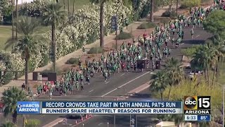Download Thousands hit the streets for 12th Pat's Run Video